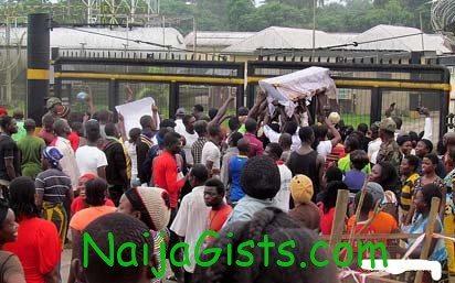 niger delta shell operations
