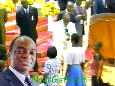bishop david oyedepo witch member slaps