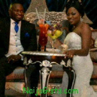 funke akindele newly married