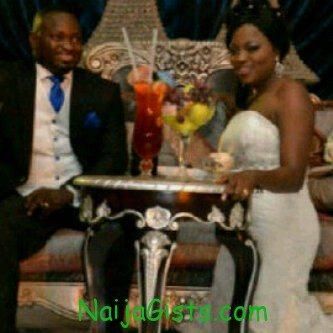 funke akindele newly married