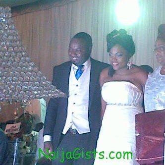 funke akindele church wedding