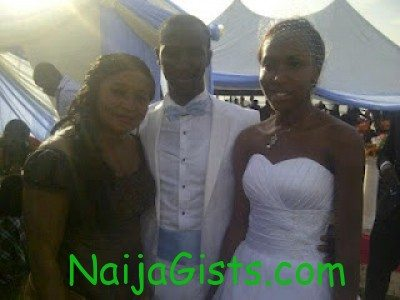 patience ozokwor son wedding