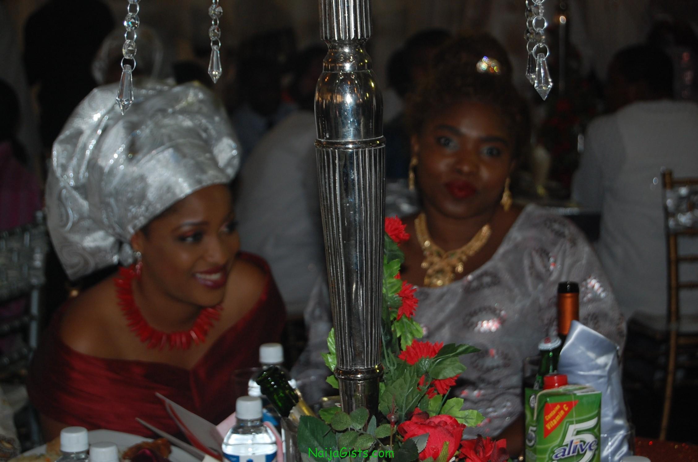 Grace Amah and Halima Abubakar