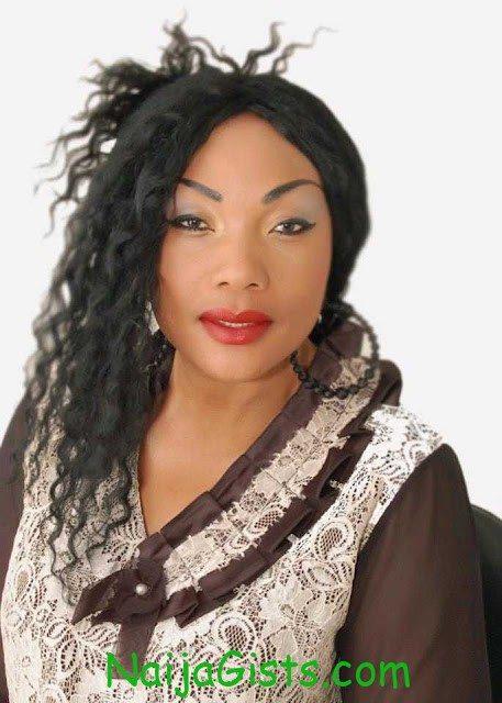 Eucharia Anunobi looking for husband