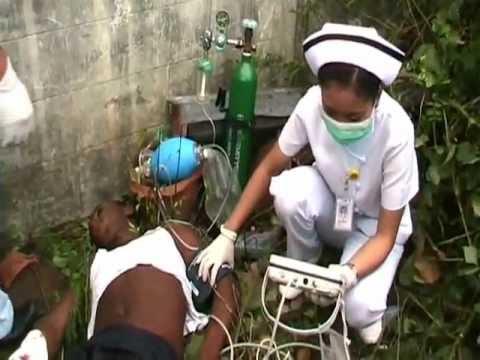 nigerian killed by thai police