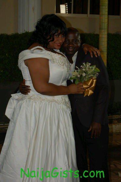 Ronke Oshodi oke marries Sanyeri 1