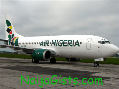 air nigeria grounded