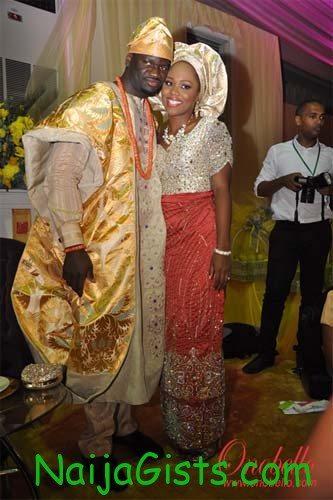 bella naija founder wedding photo