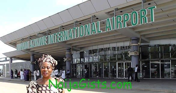 power outage at abuja airport