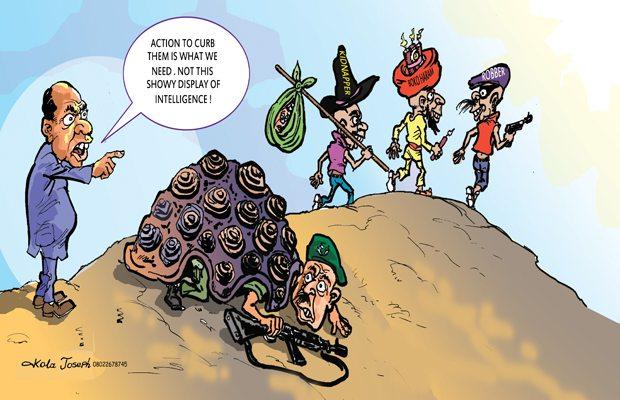 boko haram sympathizers