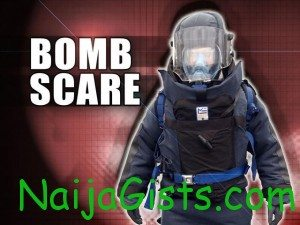 bomb scare jos campus polytechnic plateau