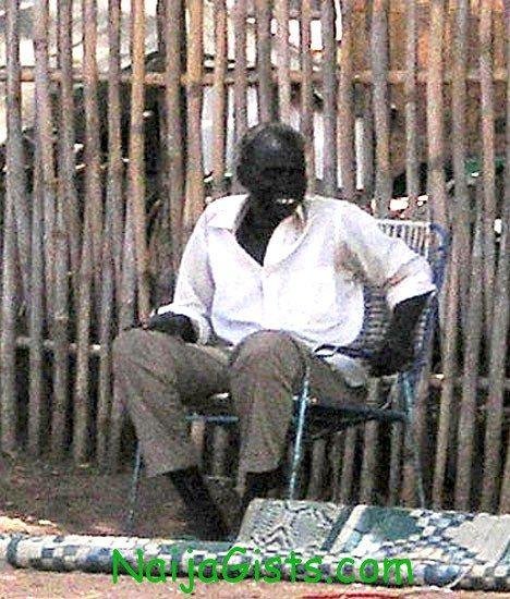 sudanese man marries goat