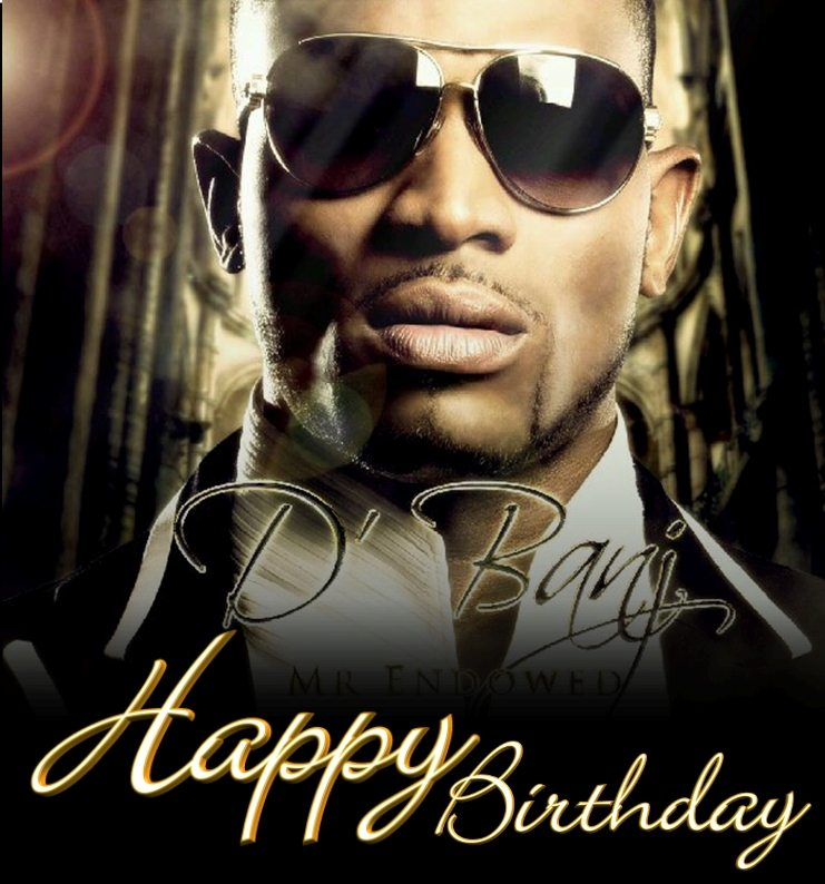 dbanj 32th birthday