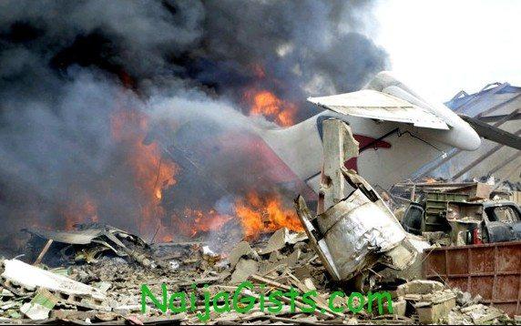 causes of dana air plane crash