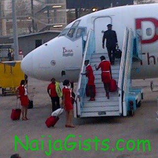 dana airline that crashed in lagos