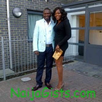 jenifa funke on honeymoon london