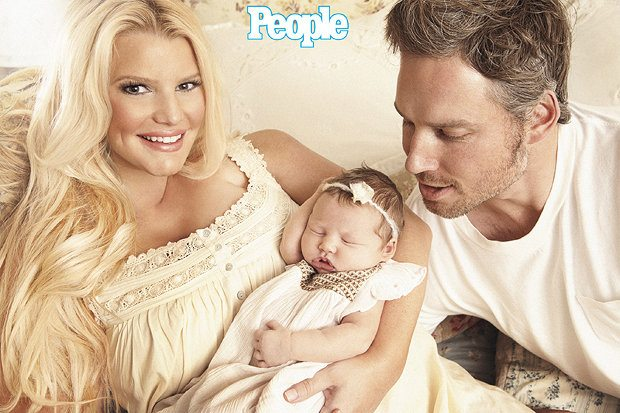 jessica simpson baby pictures maxwell