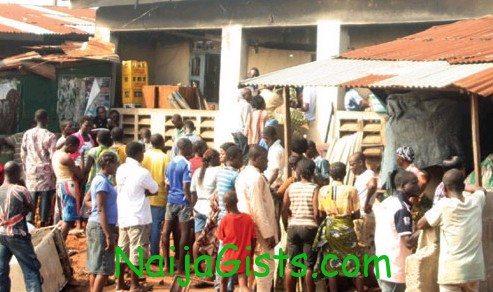 moses ajani landlord burnt to death