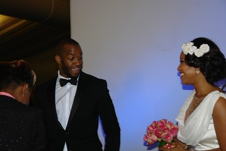 nigerian rapper lyxxx wedding
