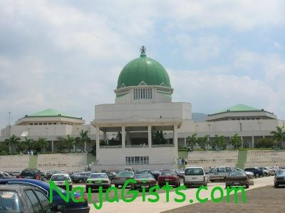 man of native god abuja national assembly