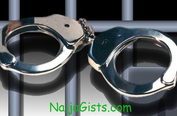 nigerian woman arrested