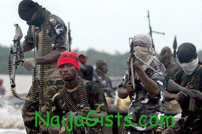 nigeria delta militants violence nigeria