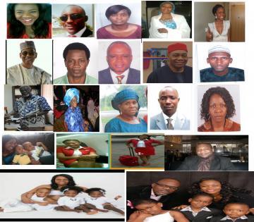 nigeria plane crash victims