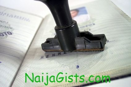 nigeria visitors visa point of entry