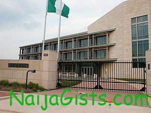 us freezes account of nigerian embassy
