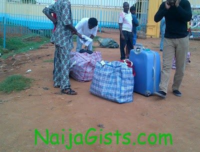 nigerians deported from london on Friday