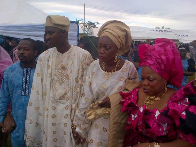 taiwo hassan daughter wedding