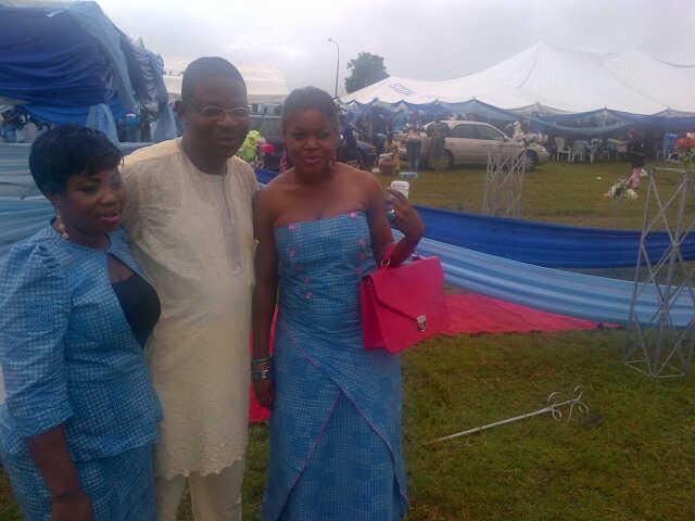 ogogo daughter weds