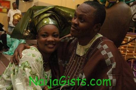nollywood actress opeyemi aiyeola and husband