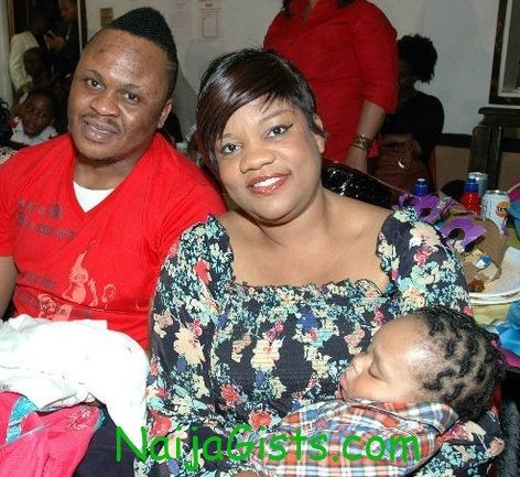 opeyemi aiyeola and second child