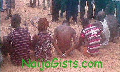 peace vigilante groups robbers kogi state