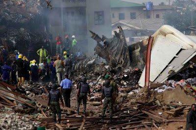 nigeria plane crash 2012 lagos pictures