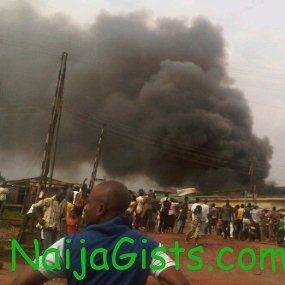 plane crash in lagos state nigeria sunday june 3 2012