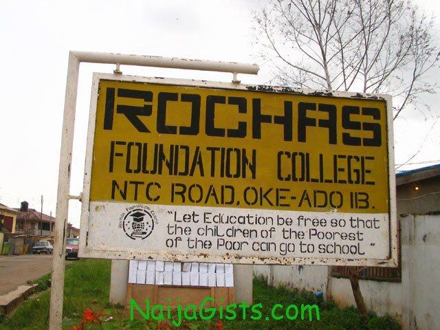 rochas okorocha free university nigeria