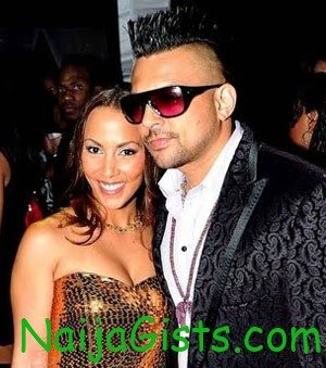 sean paul and wife
