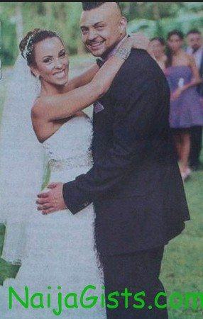 sean paul wedding photo