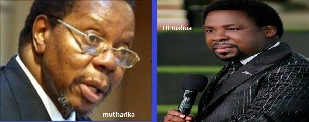 malawian president tb joshua