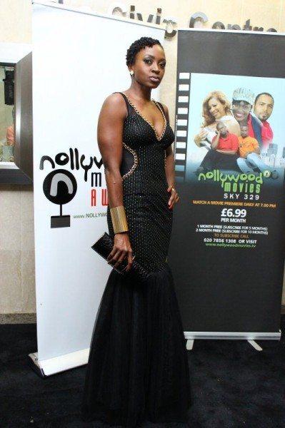 kate henshaw at nollywood movie awards 2012