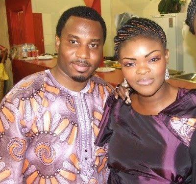 yemi awomodu and wife twins