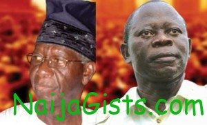 edo state governorship election 2012