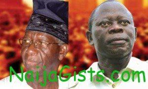 edo state governorship election 2012