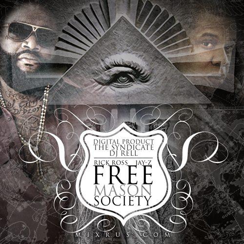 rick ross jay z free mason society