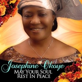 josephine okoye obituary