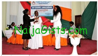 Stephanie-Okereke honorary award