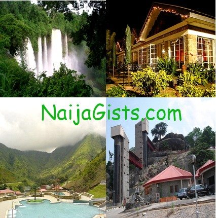 Top 10 Most Beautiful Places To Visit In Nigerianaijagistsblog Nigeria Nollywood Celebrity