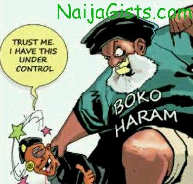 boko haram police hdqt yobe